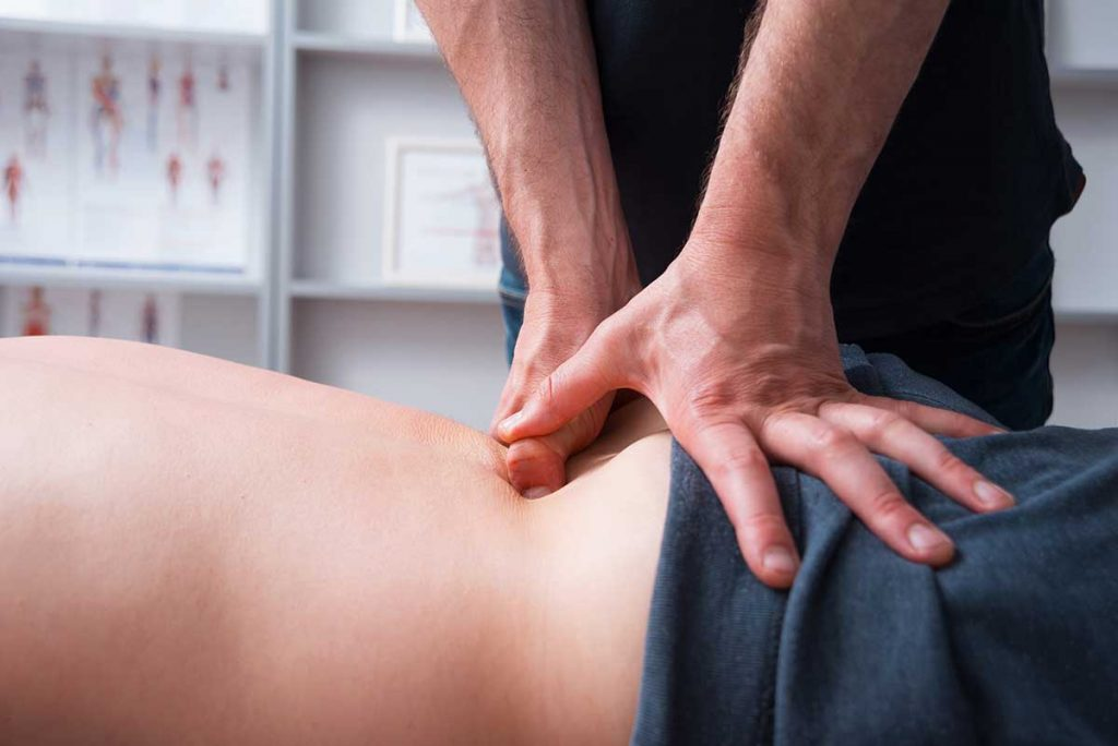 Neck and back physical therapy